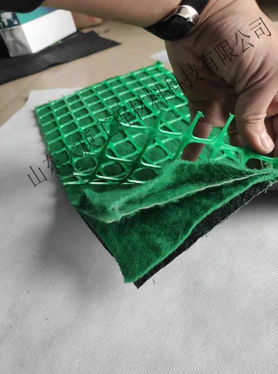 绿色装配式生态防护隔离垫